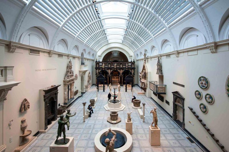 Самые посещаемые художественные музеи мира